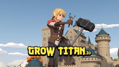 最新スマホゲームのGrowTitan.ioが配信開始!