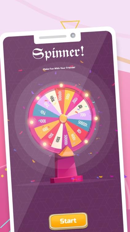 Spinner - Decision maker wheel screenshot-0