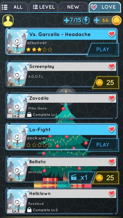 Music Arrow: Video Game songs screenshot-3