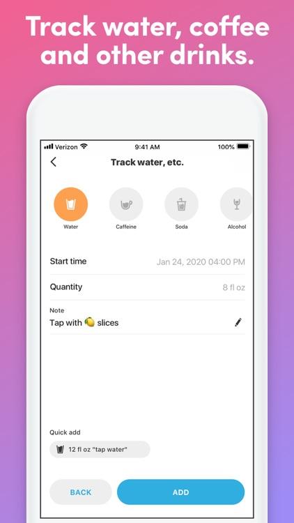 Ate Food Diary + Habit Tracker screenshot-6