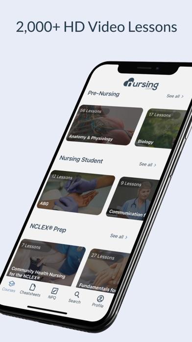 NURSING.com | Nursing & NCLEXScreenshot of 4