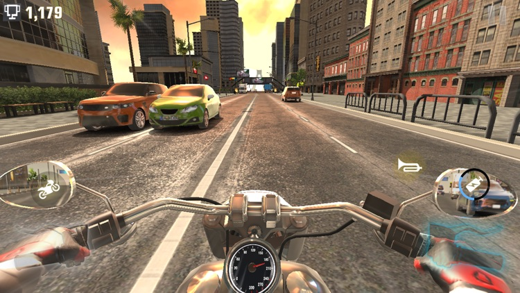 Speed Moto Dash:Real Simulator screenshot-3