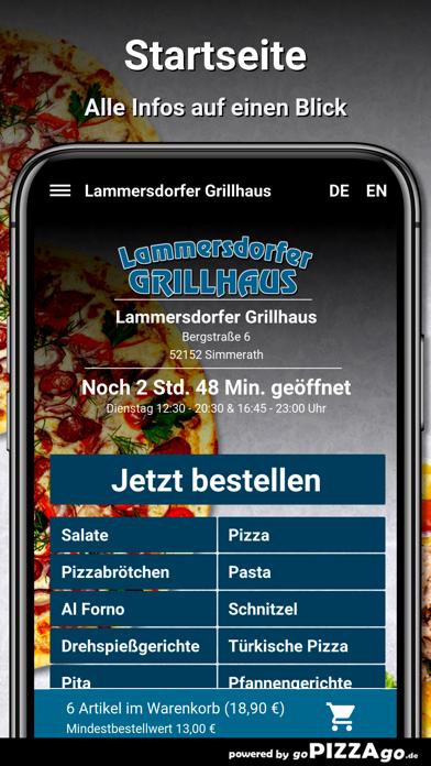 Grillhaus Simmerath screenshot 2