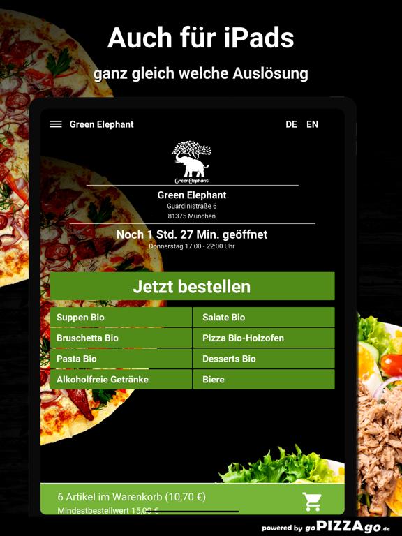 Green Elephant München screenshot 7