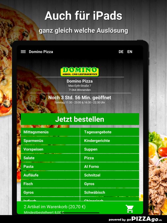 Domino Pizza Winnenden screenshot 7