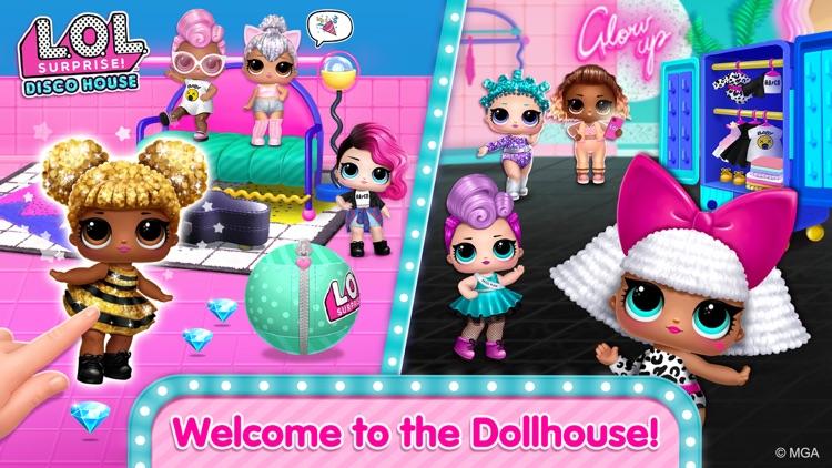 L.O.L. Surprise! Disco House