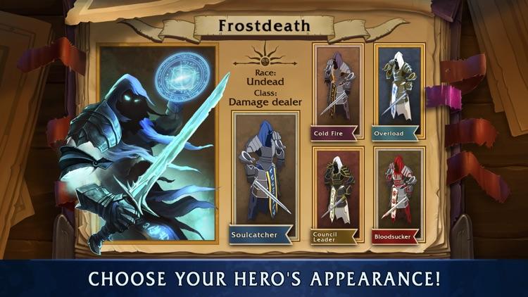 Heroes Of War Magic screenshot-4