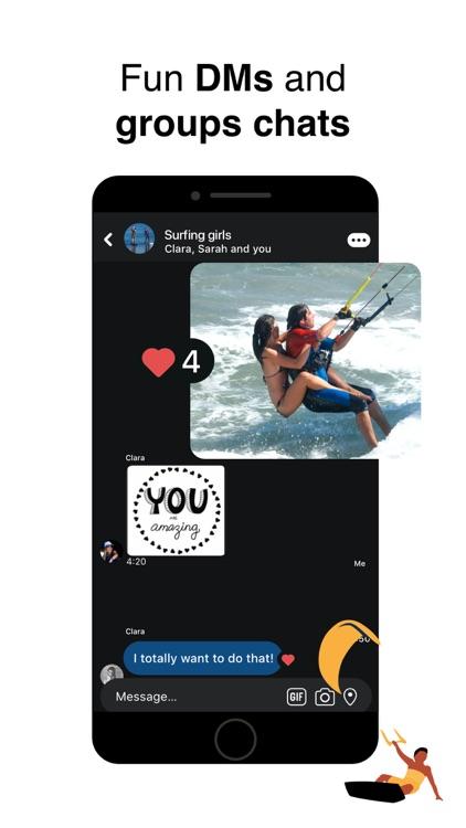 Axir: Plan and join activities screenshot-4