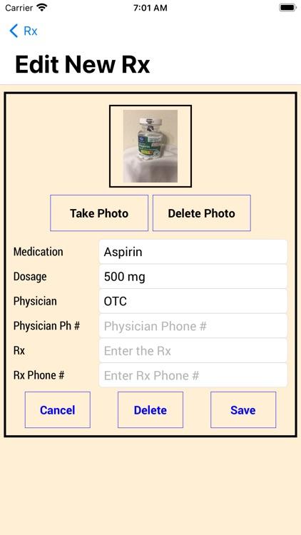 Medi-Quik screenshot-5