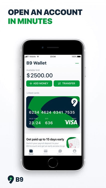 B9 - Get Your Paycheck Early screenshot-5