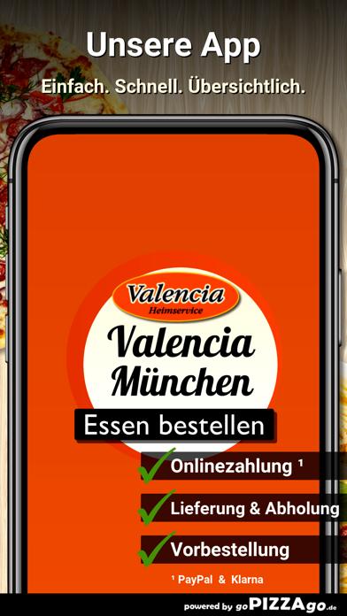 Valencia Heimservice München screenshot 1