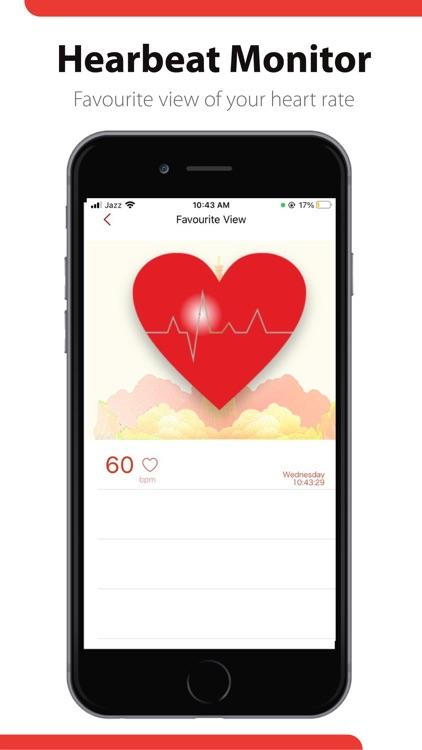 Heart Rate Monitor-BPM Tracker screenshot-3