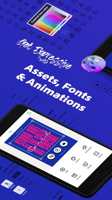 Скриншот №3 к Adobe Spark Post Design Maker