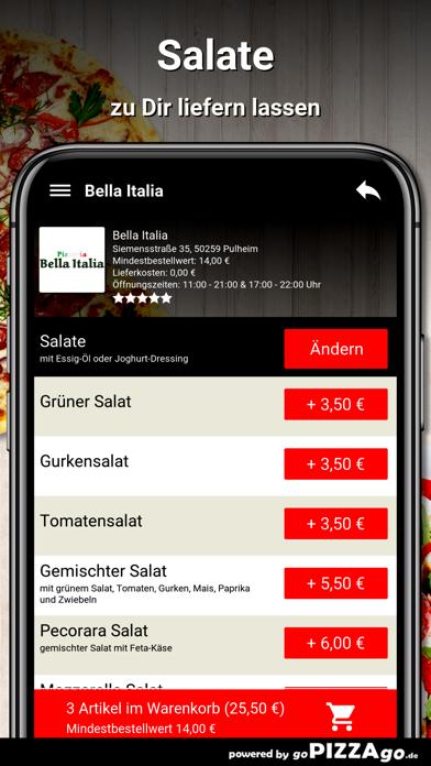 Bella-Italia Pulheim screenshot 5