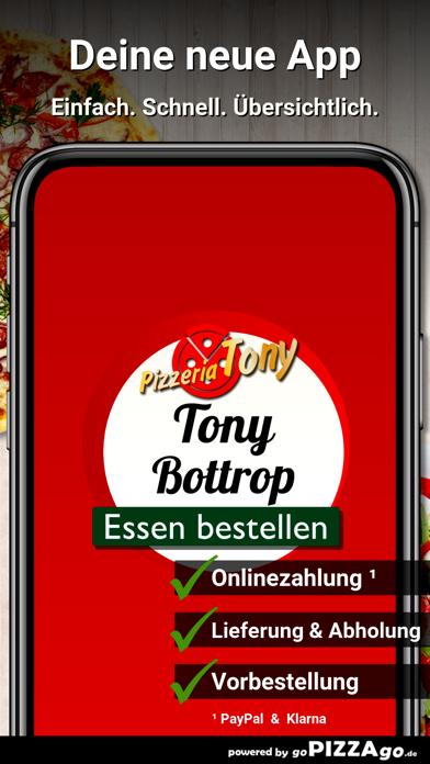 Pizzeria Tony Bottrop screenshot 1
