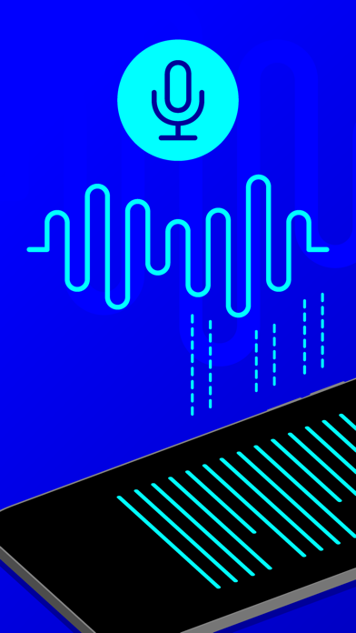 Diktat - Sprache zu TextScreenshot von 1