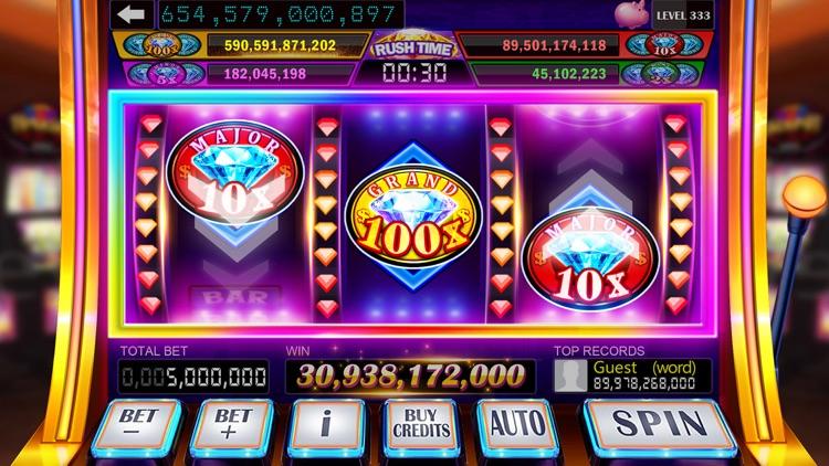 le petit manoir du casino pointe-au-pic Slot Machine