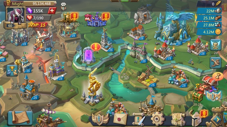 Lords Mobile: Tower Defense screenshot-8