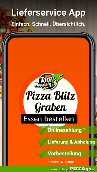 Pizza Blitz Graben-Neudorf screenshot 1