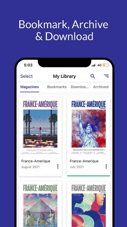 France-Amerique screenshot-3