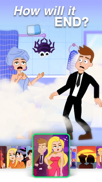 Erase Her: Puzzle Story screenshot-3