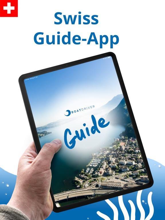 BoatDriver-Guide Swiss screenshot 11