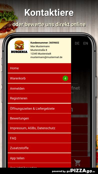 V I P Burger Eckental screenshot 3
