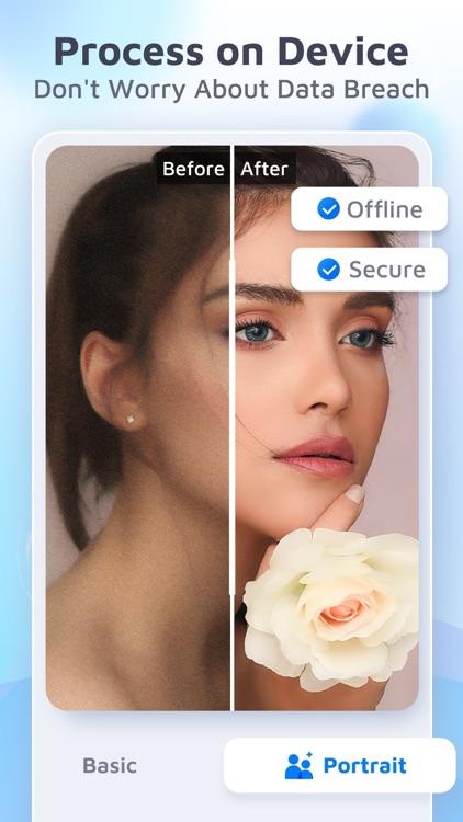 EnhanceFox Photo Enhancer screenshot-6