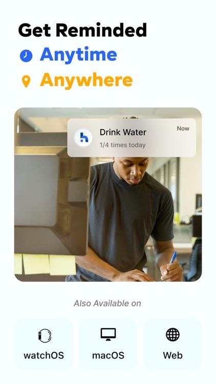 Habitify Routine Habit Tracker screenshot-3