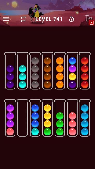 Ball Sort Color Water Puzzleのおすすめ画像5