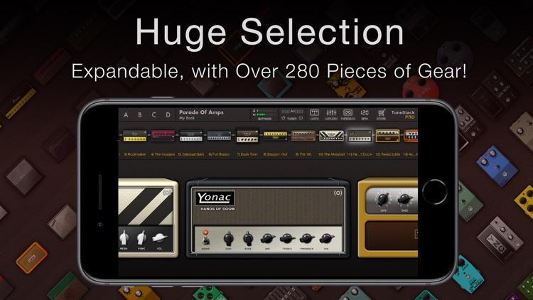 ToneStack PRO Guitar Amps & FX screenshot-3