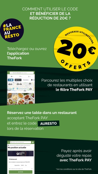 TheFork (LaFourchette)