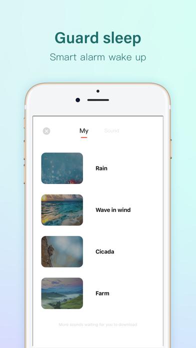 Rain sleep - sleep soundsScreenshot von 6
