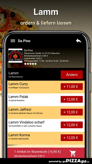 Da Pino München screenshot 6