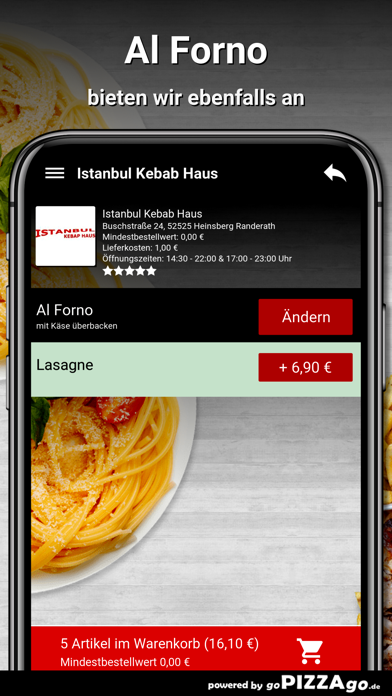 Istanbul Heinsberg Randerath screenshot 6