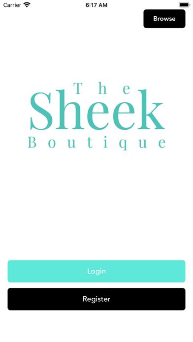 The Sheek Boutique screenshot 1