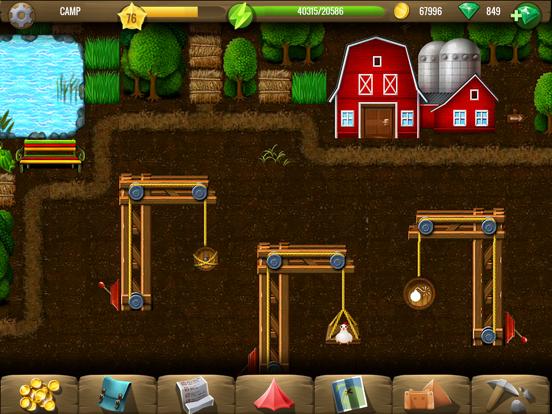 Diggy's Adventure: Puzzels iPad app afbeelding 4