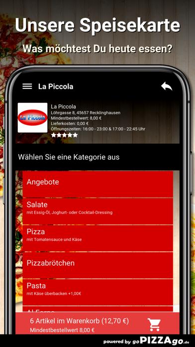 La Piccola Recklinghausen screenshot 4