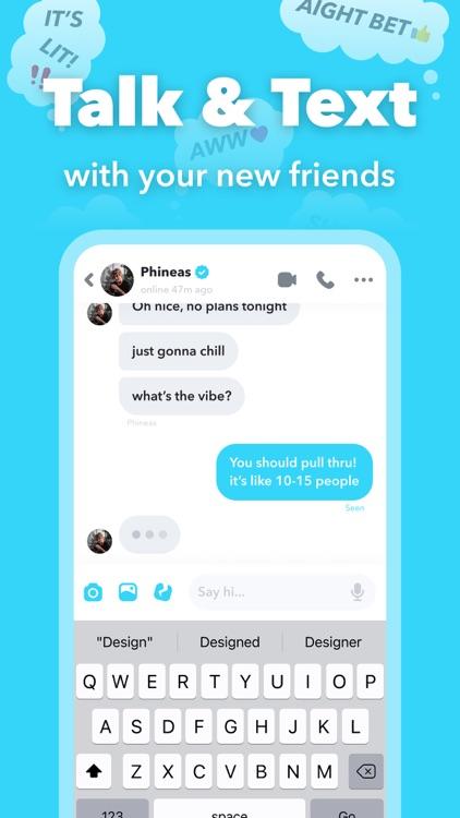 Wink - make new friends