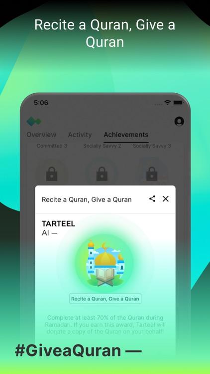 Tarteel: Recite Al Quran screenshot-6