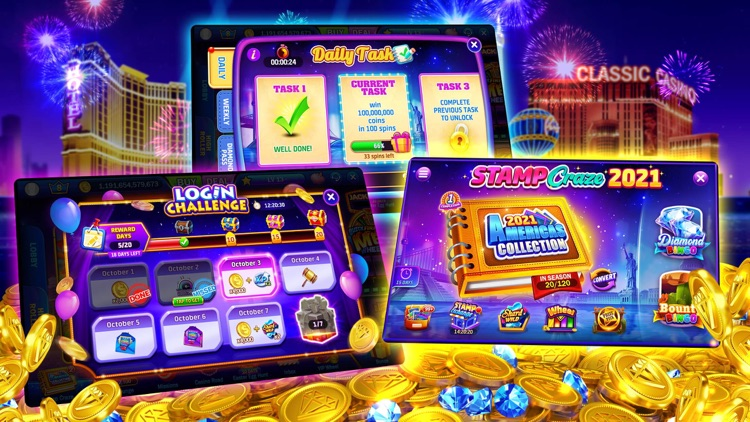 Classic Casino Slots Games screenshot-7
