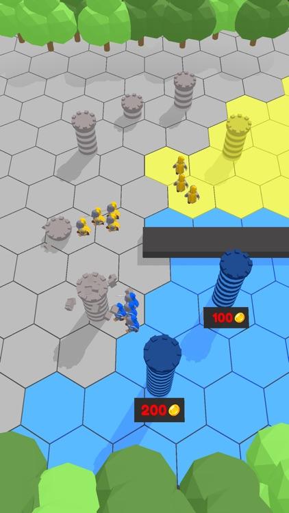 Town Rush screenshot-4