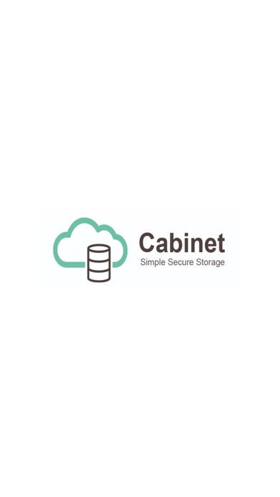 Cabinet - The Cloud Storage screenshot 1