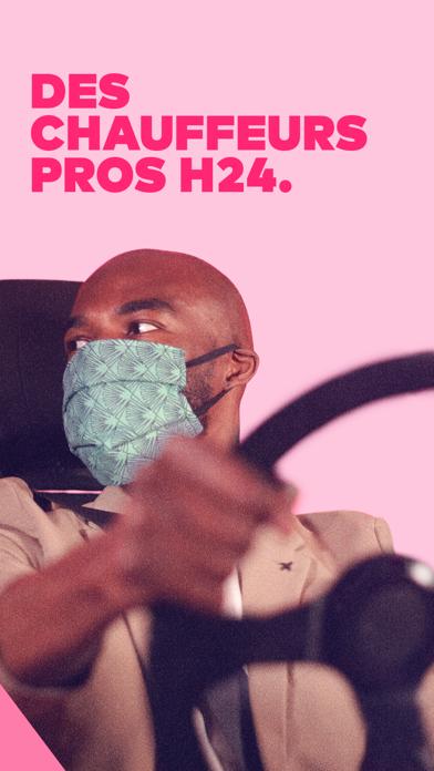 Heetch - Chauffeurs pros & VTC