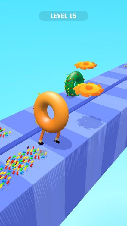 Donut Runner 3D