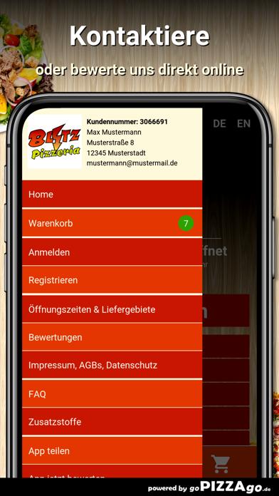 Blitz Pizzeria Oberhausen screenshot 3