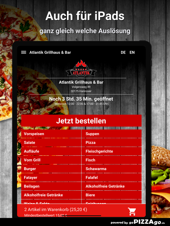Atlantik Hannover screenshot 7