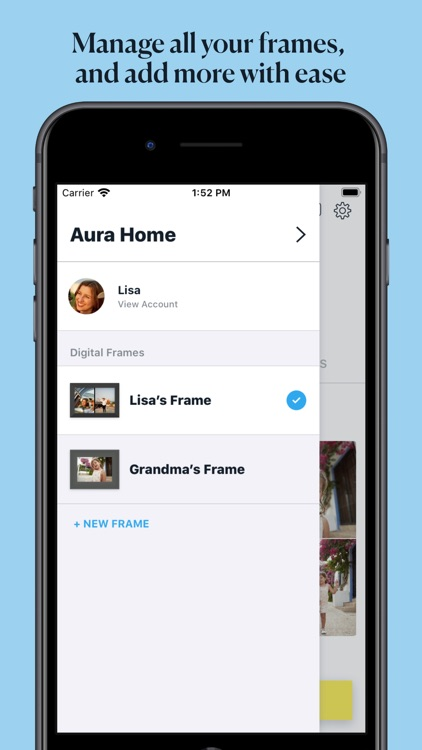 Aura Frames screenshot-4