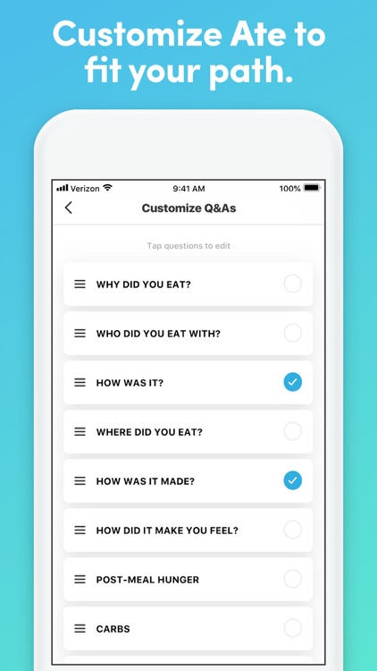 Ate Food Diary + Habit Tracker screenshot-5