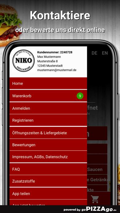 Niko Grill & More Augsburg screenshot 3